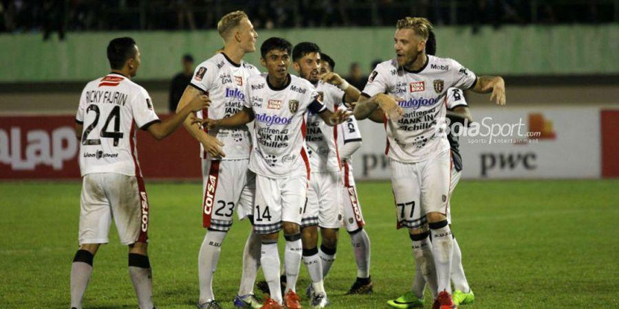 Belum Menang Lawan Global Cebu, Pemain Bali United Sudah Tersenyum Lebar di Filipina karena Hal Langka Ini