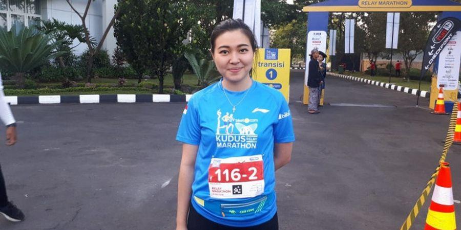 Sensasi Ikut Lari Estafet pada Tiket.com Kudus Relay Marathon 2018