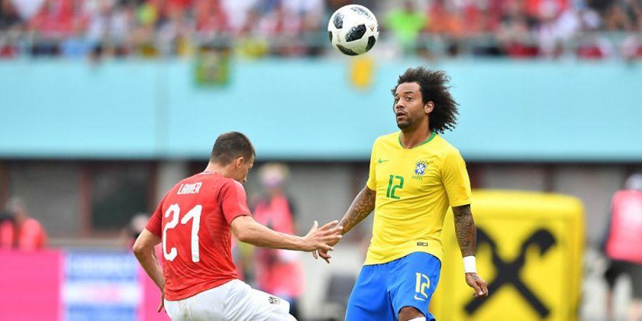 Lolos ke 16 Besar, Skuat Brasil Pincang
