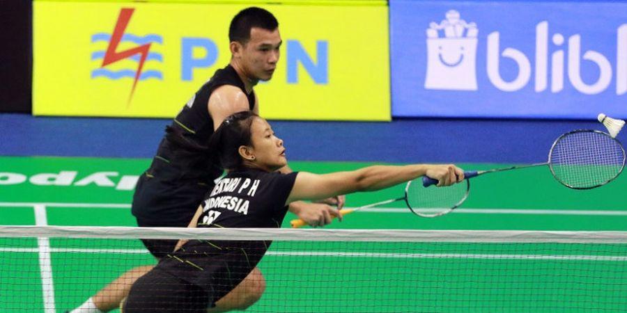 Rinov/Pitha Tersingkir dari Malaysia Masters 2019
