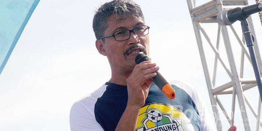Eks Pelatih Kiper Timnas Indonesia Ingin Mengabdi di Persib