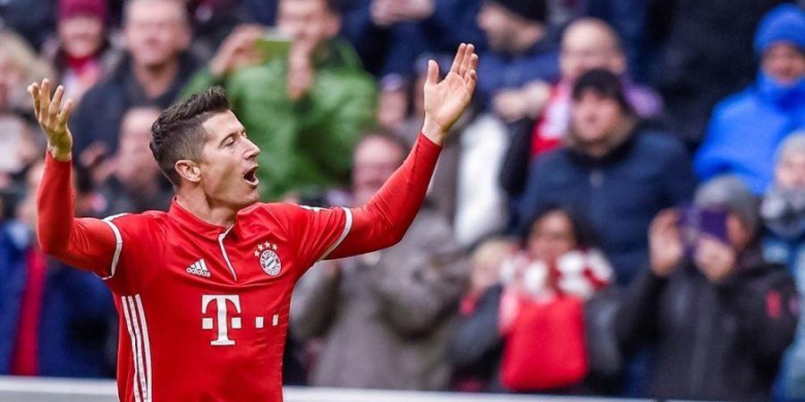 Kegagalan Lewandowski, Kesalahan Ancelotti