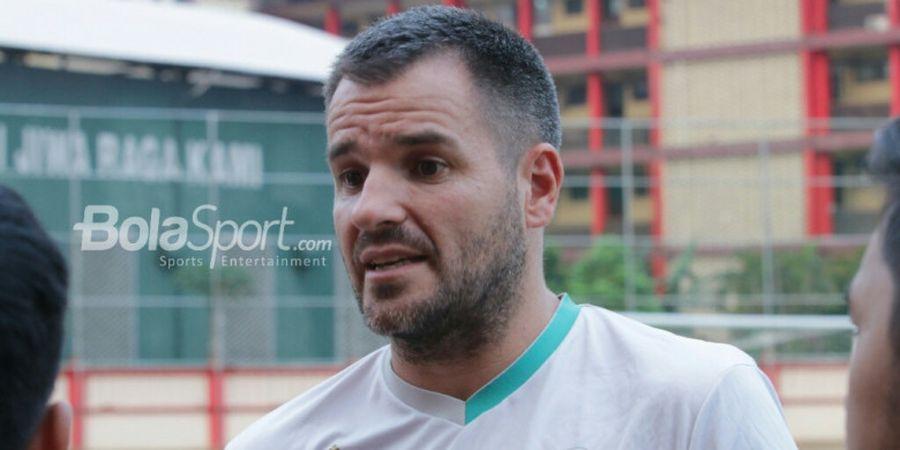 Pelatih Bhayangkara FC Ingin Barito Putera Merasakan Angkernya Stadion PTIK