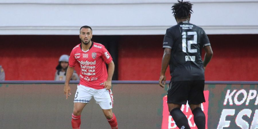 Brwa Nouri Ungkap Kunci Keperkasaan Bali United di Liga 1 2019