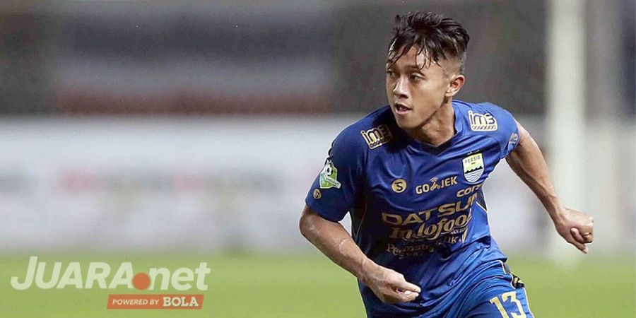 Diminati Banyak Klub, Persib Bandung Bakal Pertahankan Febri Hariyadi