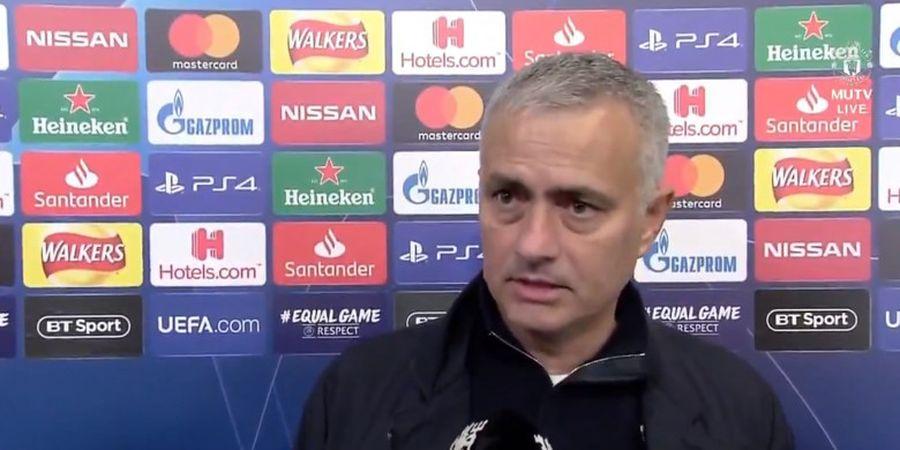 Jose Mourinho: Kami Sudah Mencetak 2 Gol, tetapi Masih Kalah