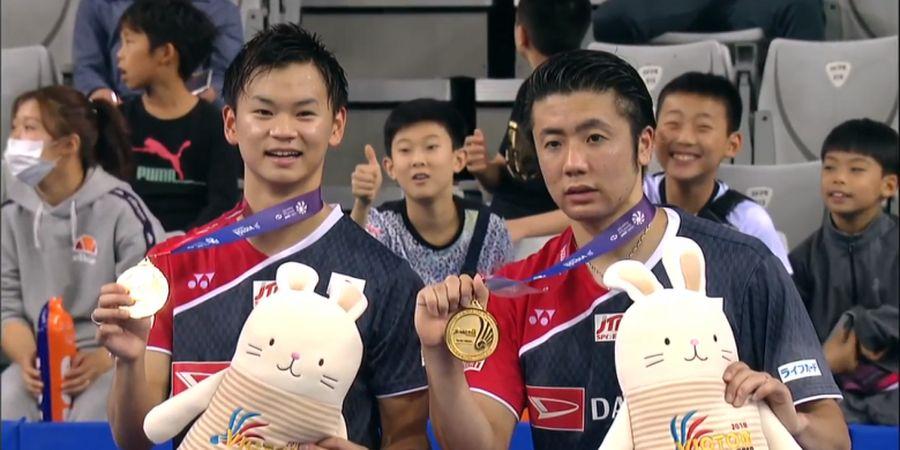 Hasil Lengkap Final Kejuaraan Asia 2019 - Indonesia Nirgelar, Jepang Juara Umum