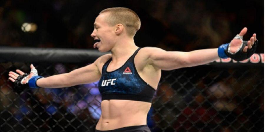Jelang UFC 261, Preman Cewek UFC Sentil Zhang Weili dengan Isu Politis