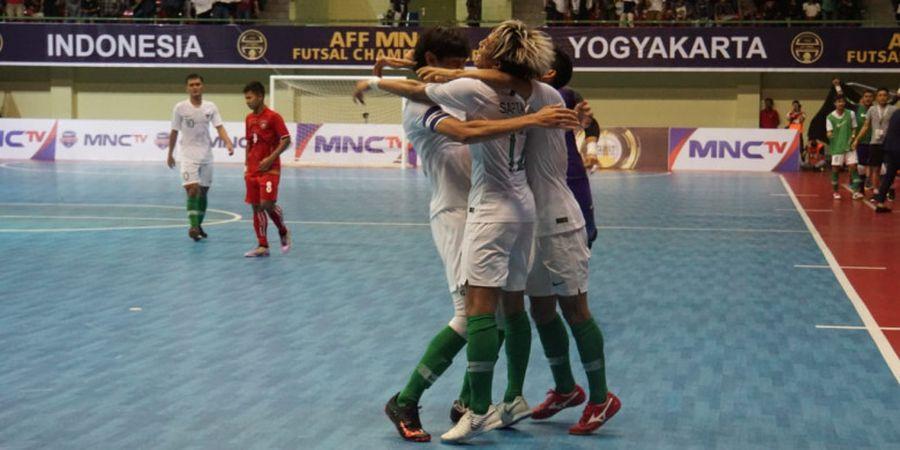 Link Live Streaming Timnas Futsal Indonesia Kontra Kamboja di Piala AFF Futsal 2018