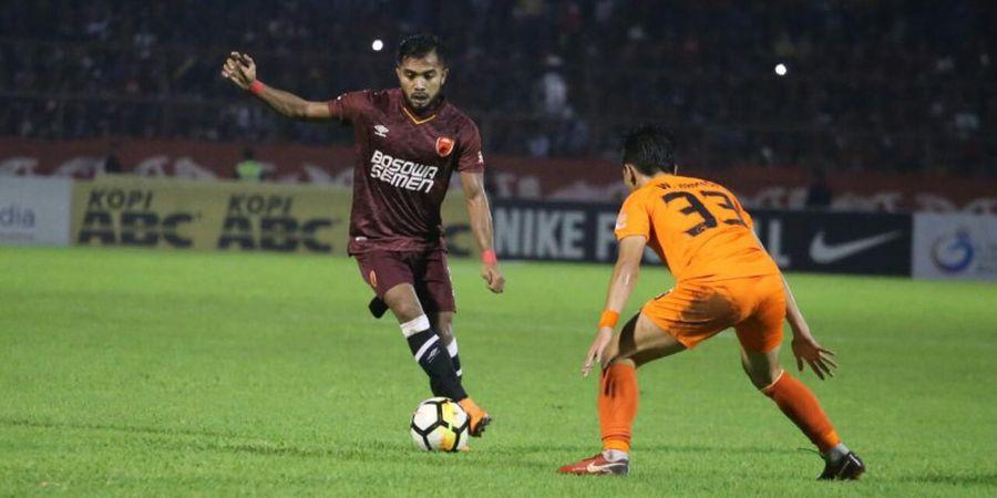 Piala Indonesia 2018 - Winger PSM Makassar Tak Ingin Pandang Remeh Persiter Ternate