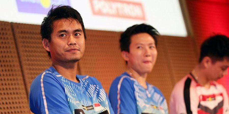 Tontowi Ahmad Akan Berduet dengan Winny Oktavina Kandow