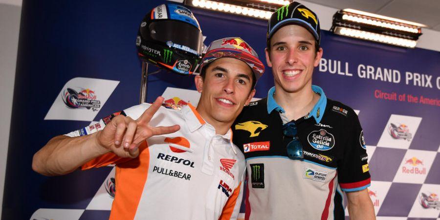 Marc Marquez Rela jika Adiknya Tidak Menjuarai Moto2 Musim Ini
