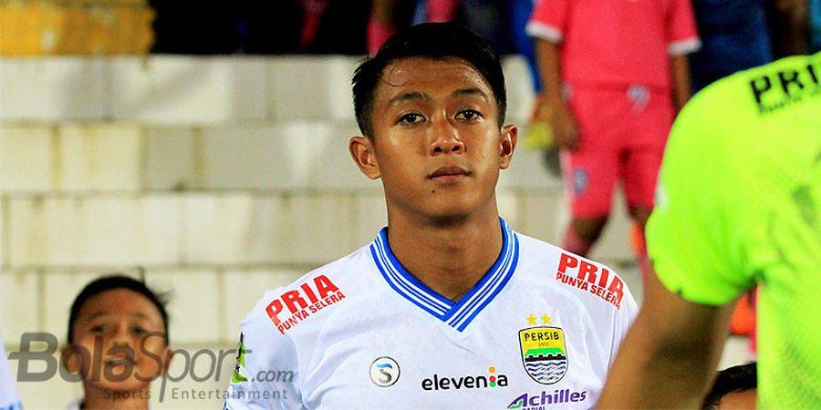 Febri Hariyadi Sampaikan Pesan dan Doa untuk Timnas U-22 Indonesia