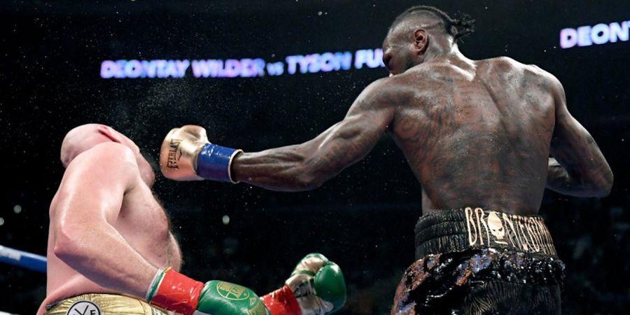 Pertarungan Tyson Fury Vs Deontay Wilder Jili 2 Bakal Digelar?
