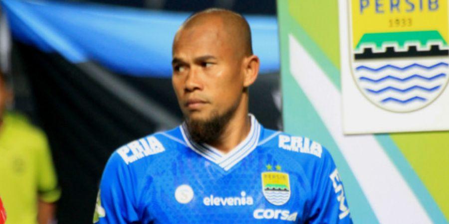 Komentar Kapten Persib soal Keunggulan PS Tira-Persikabo