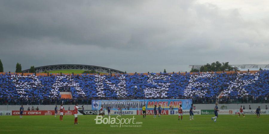 Jelang Laga PSIS Vs Bhayangkara FC, Ini yang Dilakukan Panser Biru