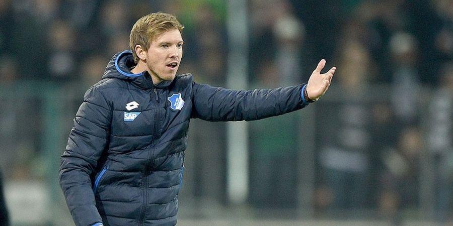Hoffenheim Vs Manchester City - Tak Akan Ada Pertarungan Taktik