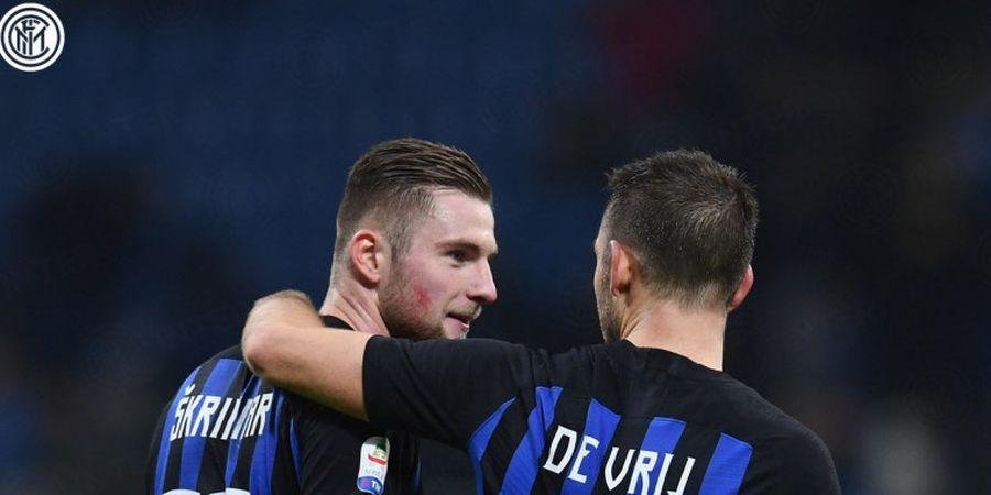 Strategi Gratisan ala Inter Milan: 3 Pemain Direkrut Secara Cuma-cuma