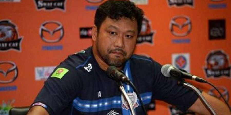 Pelatih Timnas U-23 Thailand Resmi Dipecat