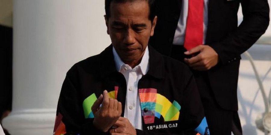 Aksi Goyang Dayung Jokowi Ternyata Berhasil Menghibur dan Menginspirasi Masyarakat Indonesia, Ini Buktinya