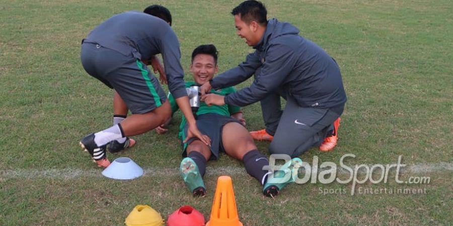 Eksklusif bersama Syahrian Abimanyu - Optimistis Kembali ke Timnas U-23 Indonesia