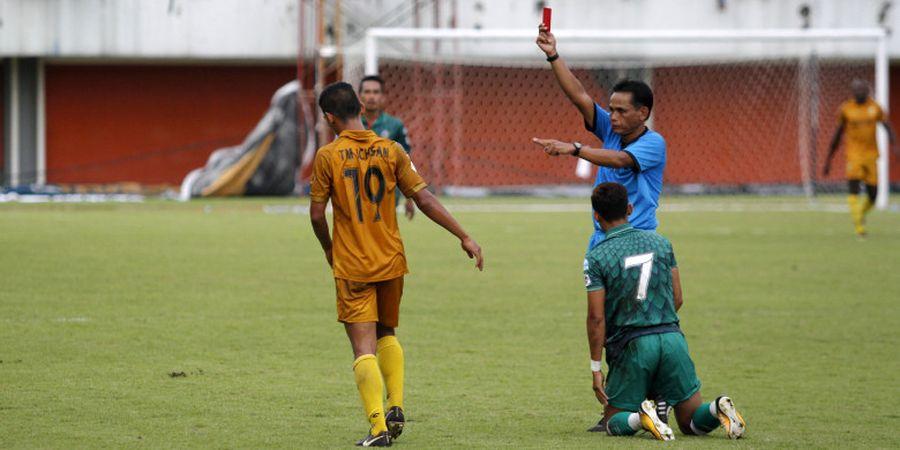 Masih Muda, Pemain Timnas Indonesia Ini Ingin Jadi legenda Bhayangkara FC