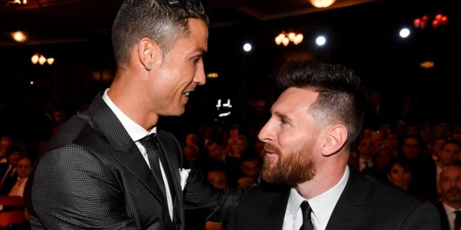Rupanya Ini Alasan Cristiano Ronaldo Tak Bertato Seperti Lionel Messi