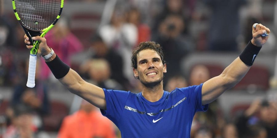 Rafael Nadal Pilih Tie Break Tens untuk Pemanasan Australia Terbuka 2018