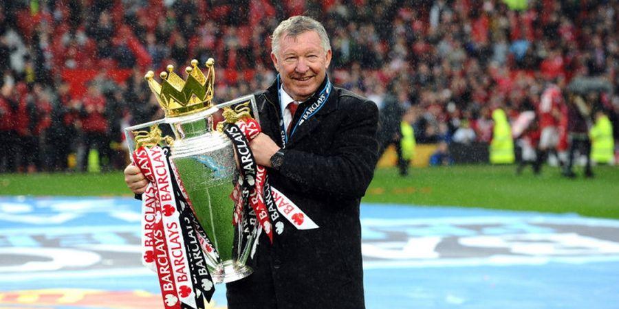 Pelatih Terhebat Liga Inggris, Sir Alex Ferguson Tetap Nomor Satu