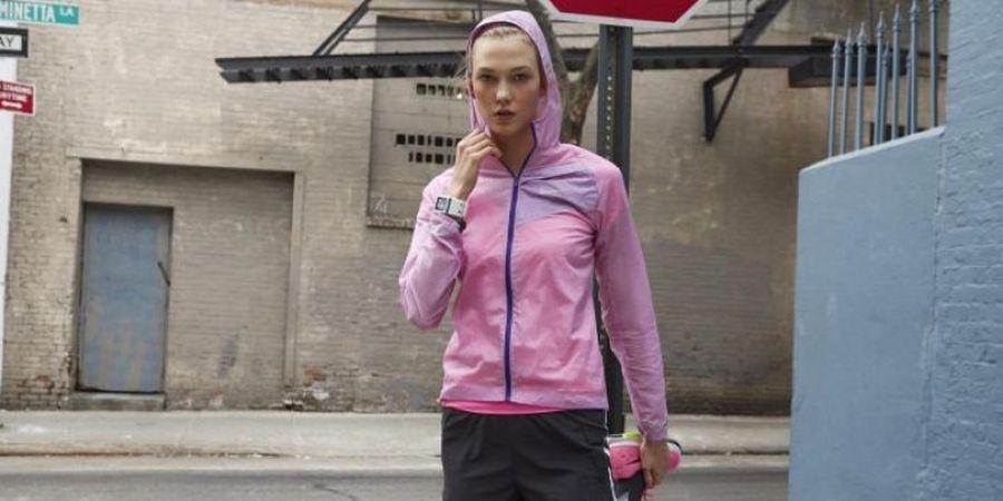 Lakukan  5 Cara Ini Agar Olahraga Lari Jadi Semakin Menyenangkan, Menurut Karlie Kloss