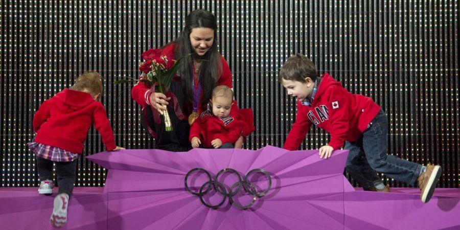 Atlet ini Baru Rayakan Torehan Medali Olimpiade 2008 dan 2012 Setelah Lewat 10 Tahun