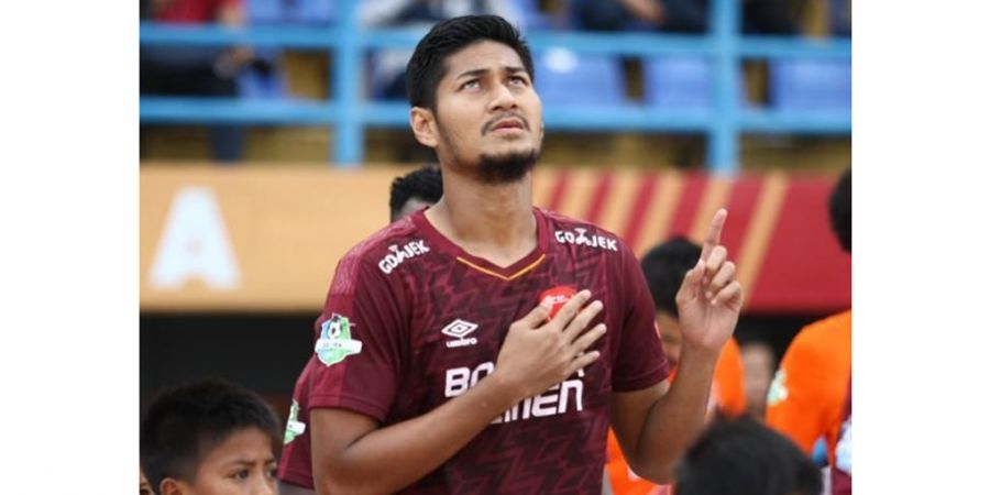 Sambut Laga Kontra Kaya FC, Ini Harapan Abdul Rahman kepada Fan PSM
