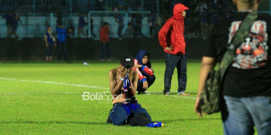 Luka Arema FC Dirasakan oleh Roman Chmelo, Pahlawan Kejayaan Singo Edan era ISL 2010