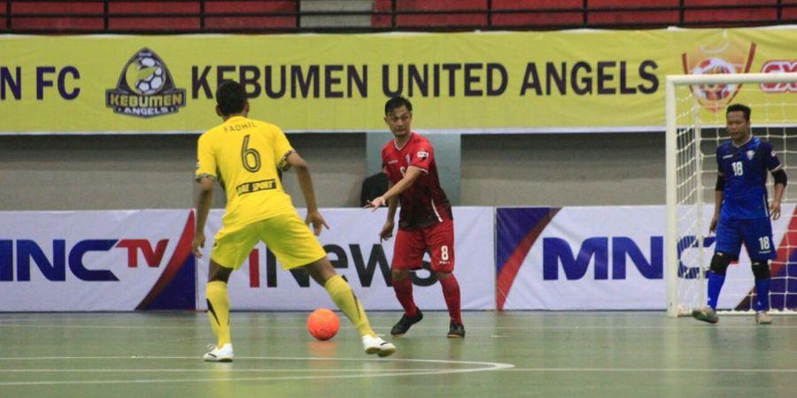 Pro Futsal League 2018 - Giga FC Lampung Belum Lempar Handuk ke Semifinal