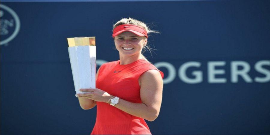 On Fire, Elina Svitolina Juara di Rogers Cup 2017