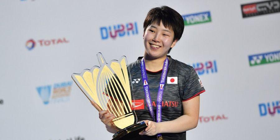 Akane Yamaguchi Geser Tai Tzu Ying sebagai Pebulu Tangkis dengan Hadiah Uang Terbanyak pada 2017