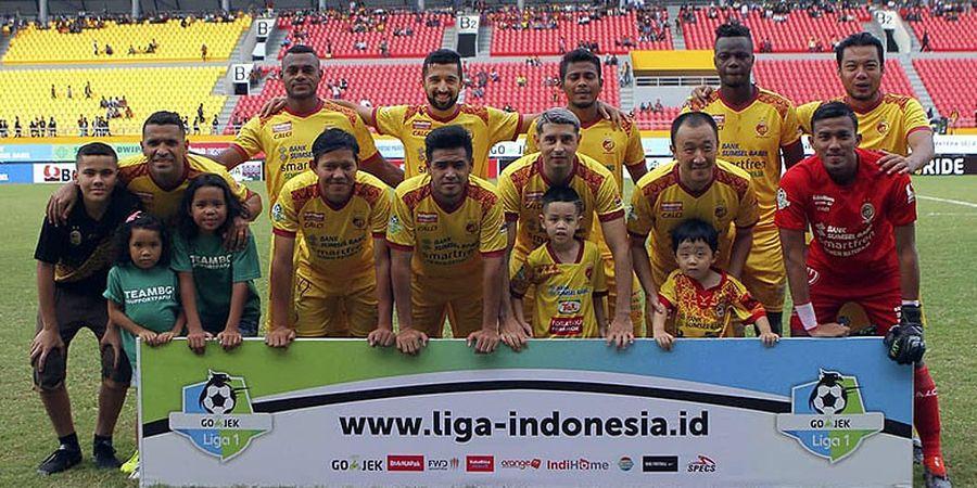 Hadapi Arema FC, Sriwijaya FC Tak Risaukan Hadangan Barisan Para Mantan