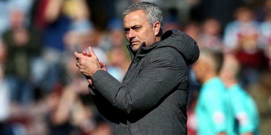Mourinho Gembira Man United Menang di Stadion Angker