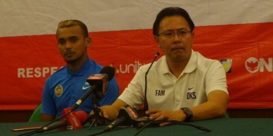 Kapten Timnas U-22 Malaysia Sambut Positif Akan Diperpanjangnya Kontrak Ong Kim Swee