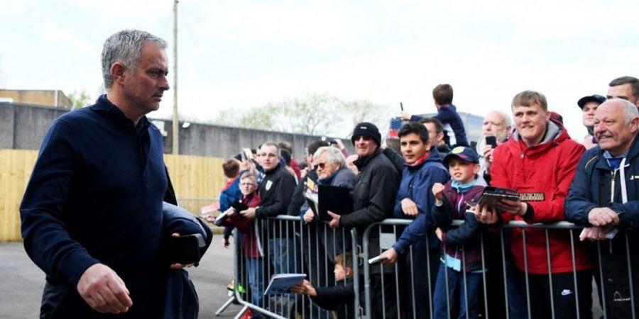 Mourinho Gembira Man United Memiliki Pemain 'Baru'