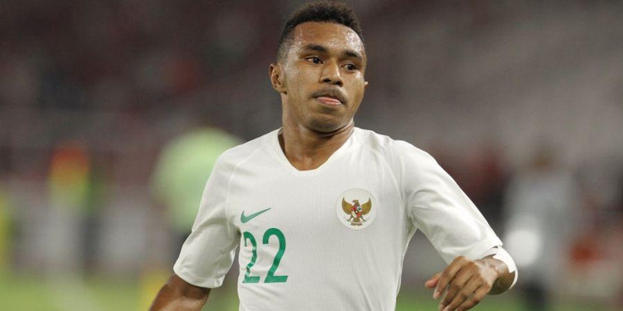 Todd Rivaldo Ferre Lincah di Persipura setelah Dicoret dari Timnas U-23 Indonesia
