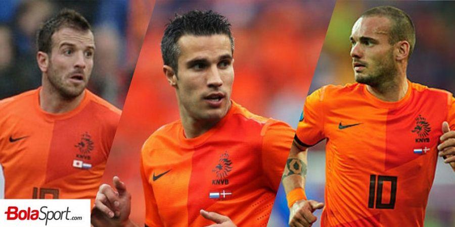 Media Asing Beritakan Kemungkinan Legenda Timnas Belanda Berlabuh ke Persib