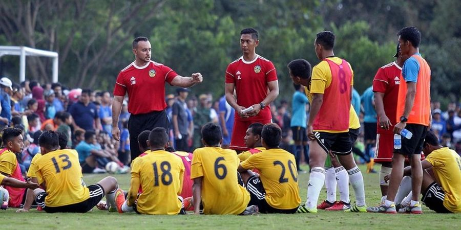 757 Kepri Jaya FC Akan Tantang Timnas Singapura