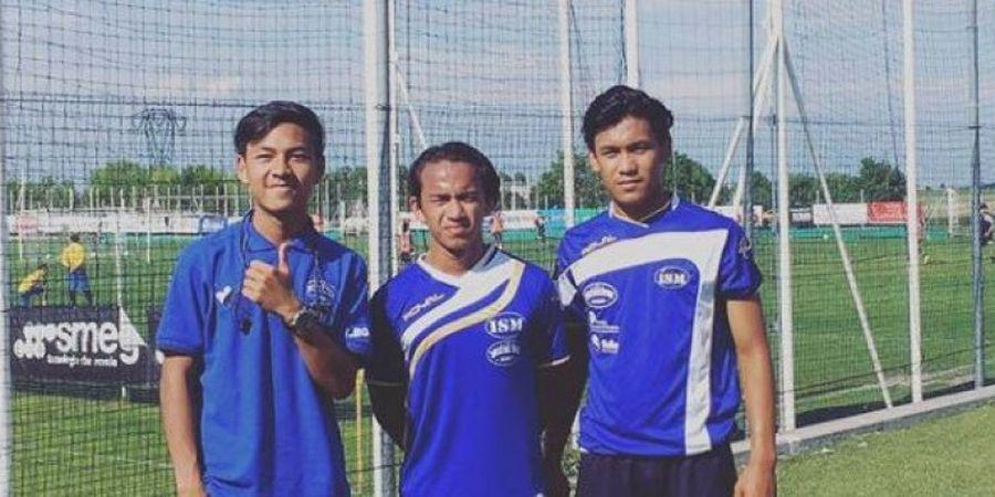 Dua Pemain Muda Indonesia Bertemu Wakil Presiden Juventus, Akan Bergabung?
