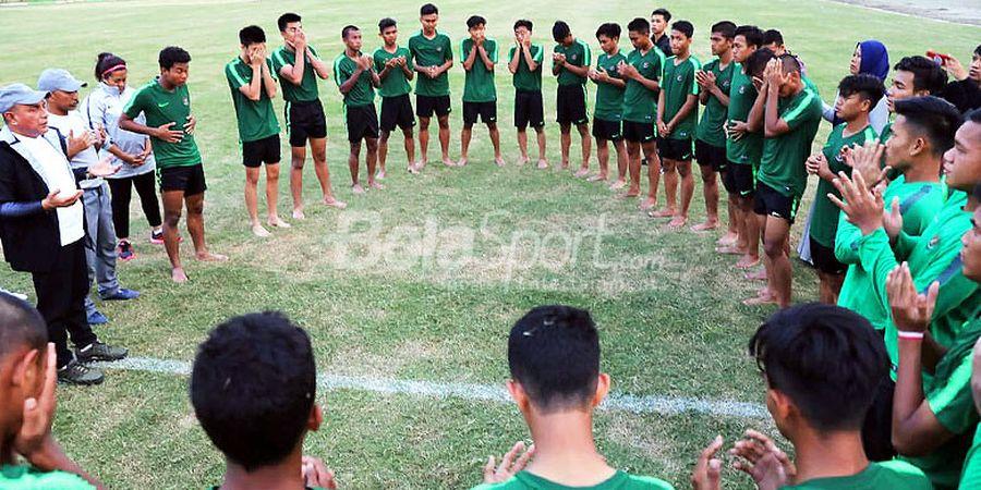 Timnas U-16 Indonesia Tergeser dari Puncak Klasemen Usai India Bermain Imbang Lawan Iran