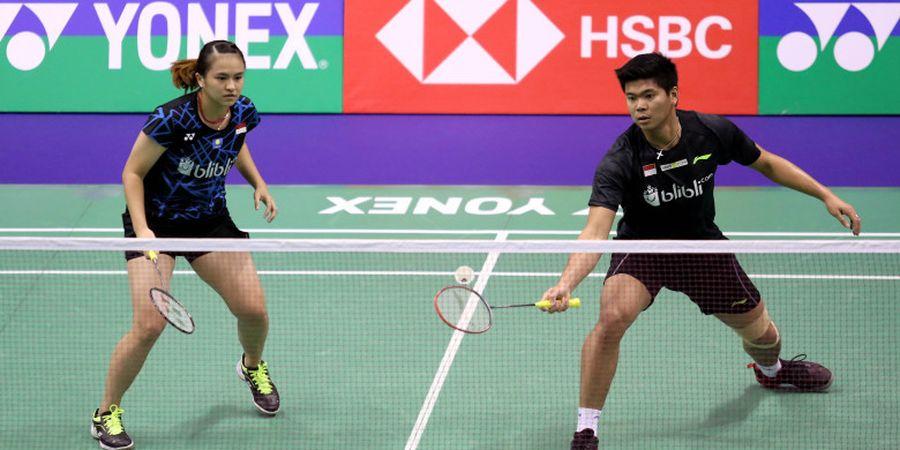 Tekuk Wakil Malaysia, Praveen/Melati Tembus Perempat Final Hong Kong Open 2018