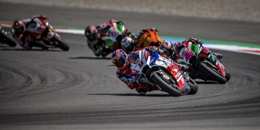 Petrucci Ingin Lebih Konsisten di Sisa Musim MotoGP 2018