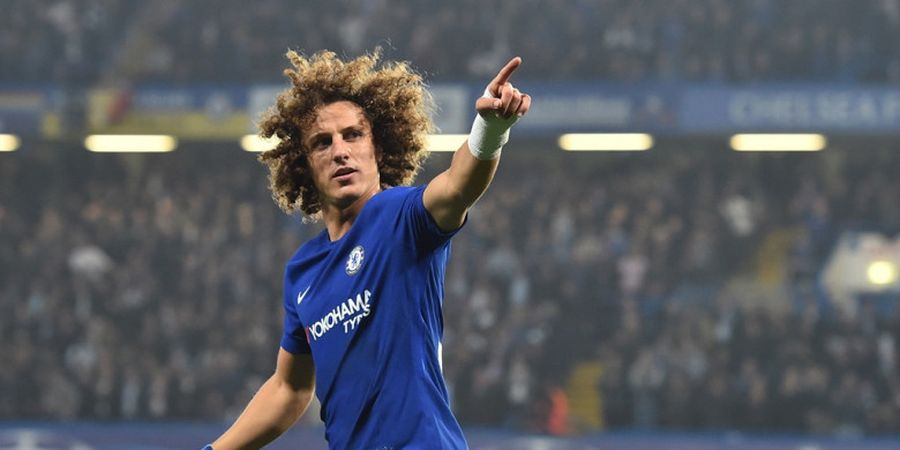 Terpinggir di Era Antonio Conte, David Luiz Diambang Perpanjangan Kontrak