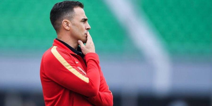 Baru Seminggu Melatih, Cannavaro Terancam Dipecat Timnas China