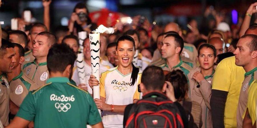 Adriana Lima Terpilih Jadi Duta Besar Puma